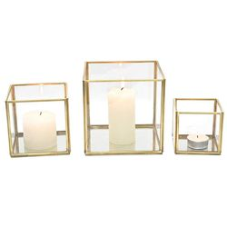 Fanal-metal-vidrio-base-espejo-h11-cm