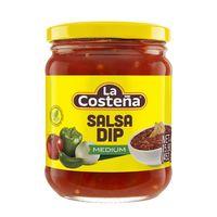 Salsa-Dip-Medium-LA-COSTEÑA-453-g