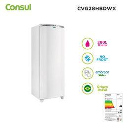 Freezer-vertical-CONSUL-Mod.-CVG28HBDWX