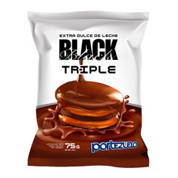 Alfajor-PORTEZUELO-Black-triple-dulce-de-leche-75-g