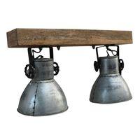 Lampara-de-techo-doble-51x26-cm-madera-hierro
