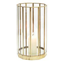 Fanal-metal-vidrio-base-espejo-h195-cm