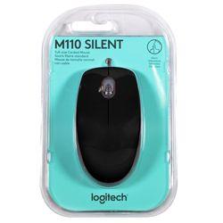 Mouse-optico-LOGITECH-Mod.-M110-negro
