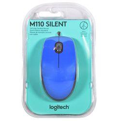 Mouse-optico-LOGITECH-Mod.-M110-azul