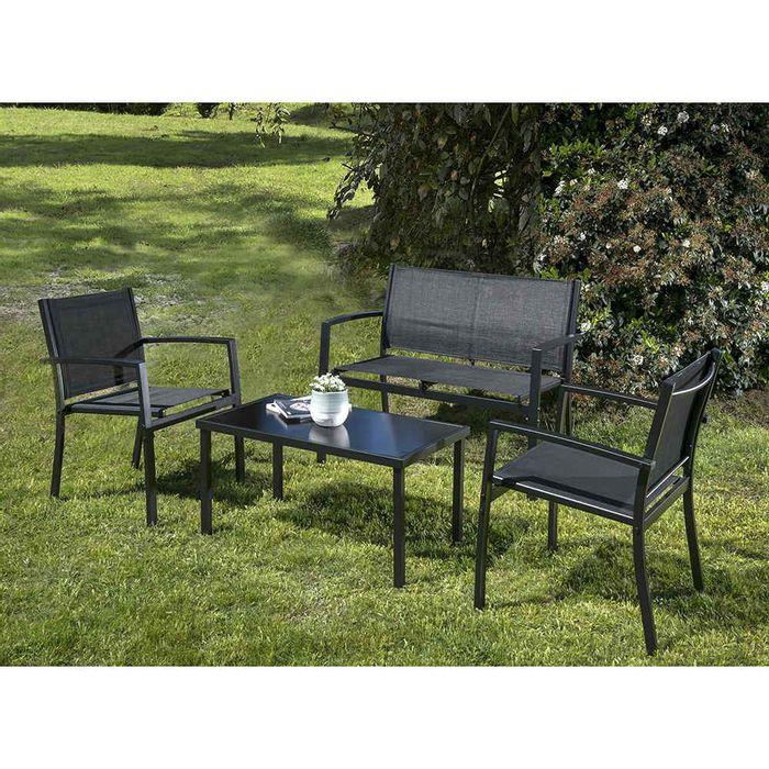 Set-acero-y-textilina-4-piezas-jardin-color-negro