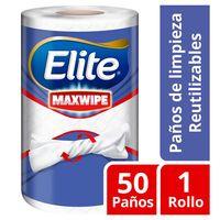 Toalla-reutilizable-ELITE-maxwipe-50-paños-1-un.