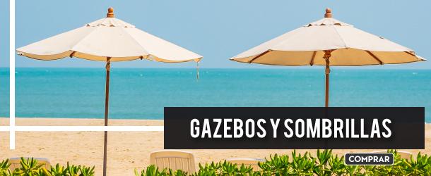GAZEBOS Y SOMBRILLAS------------------------------------------b-coleccion