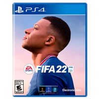 Juego-PS4-FIFA-22